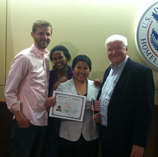 Guest Post! My Tam's Guide to Citizenship and First Time Voting Pt. 1