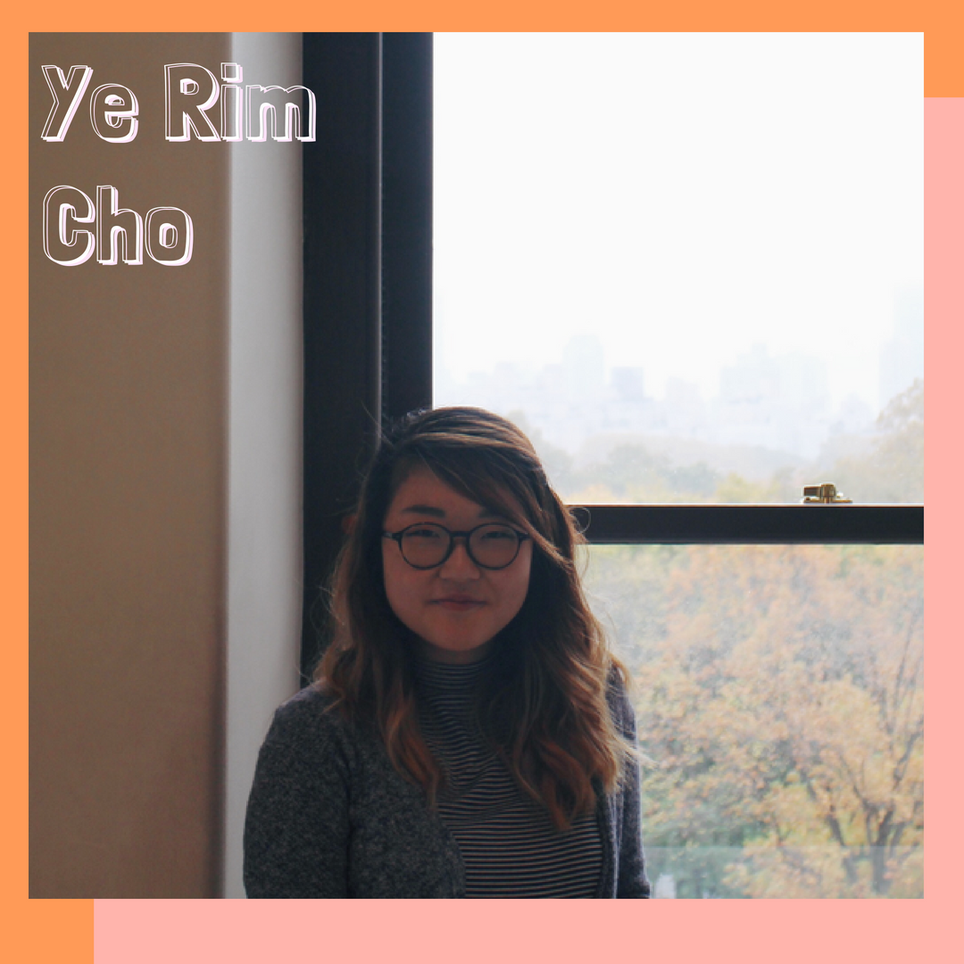 Ye Rim Cho