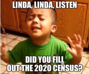 Happy Census Day!!!!!
